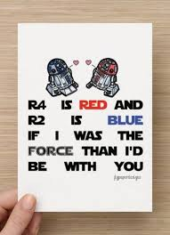 wars valentines day valentines day quotes wars valentines day card buy one get