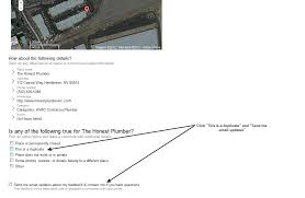 How To Correct Google Maps Google Maps Optimization Duplicate Merge Listings Hvac Seo