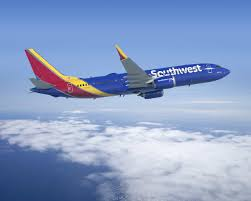 39 flights from southwest