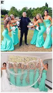best 25 mermaid bridesmaid dresses ideas on pinterest