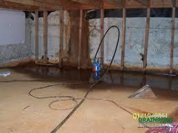 wet basement repair surrey drainage contractor yard perimeter