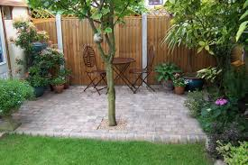 garden brick wall design ideas garden stunning small design with brick path center on green