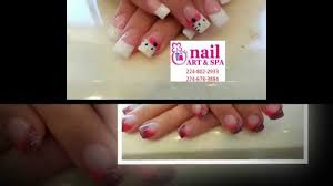 nail art and spa in elgin il 60123 636 youtube