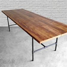 Reclaimed Wood Shelves by Large Reclaimed Wood Conference Table Custom Recycled Furniture