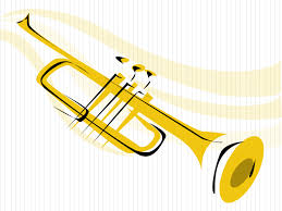 trumpet musical ppt templates ppt backgrounds music templates