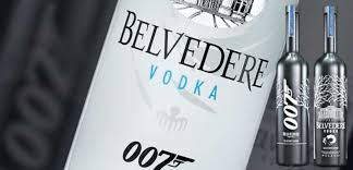 vodka martini shaken not stirred belvedere vodka to have 007 james bond bottles