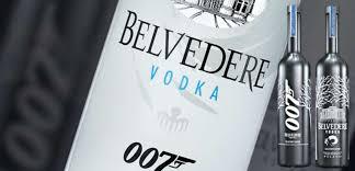 james bond martini shaken not stirred belvedere vodka to have 007 james bond bottles