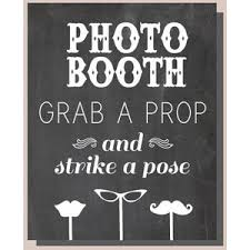 photo booth signs photo booth props free search printables