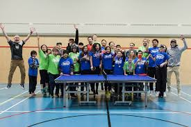 Table Tennis Championship 4 Regions 7 Communities Wow 2017 Territorial Table Tennis