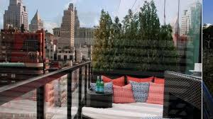 clever privacy screen ideas for your apartment balcony youtube