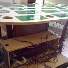 how to make a poker table rfid poker table hacked gadgets diy tech blog