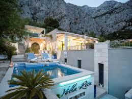 house with pool house with pool and mini golf makarska central dalmatia