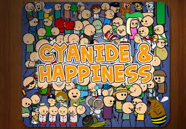 happiness character cyanide happiness every character mousepad the cyanide
