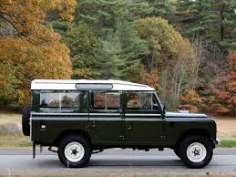land rover series 3 109 1982 land rover series iii 109 5 door copley motorcars