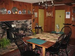 Brown Dining Blue Room The Blue Room U2014 George Perley House