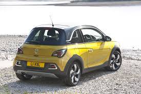 opel adam rocks opel adam rocks priced from u20ac15 990 in germany video autoevolution