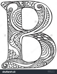 letter b coloring pages for preschool archives coloring page