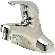 faucets for bathroom zurn 4 in centerset 1 handle bathroom faucet in chrome z7440 xl