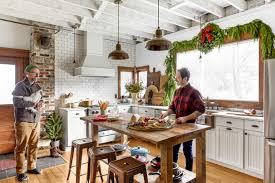 top of kitchen cabinet greenery 33 kitchen decorating ideas how to decorate your