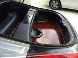 custom nissan 350z interior diy vip wood trunk setup my350z com nissan 350z and 370z forum