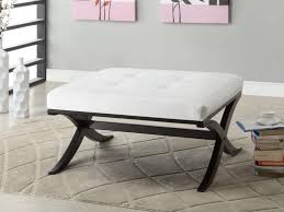 ottoman as coffee table best coffee table ottoman designs and