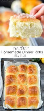 dinner rolls the best joyfoodsunshine