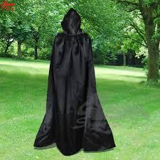cape for halloween costume superhero cape double layers hooded cloak men u0027s women u0027s