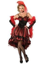 Halloween Costumes Cowboy Women U0027s Western Saloon Costume Front Halloween