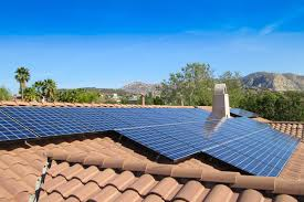 Flat Tile Roof Residential Solar Panel Installation Types Sullivan Solar Power