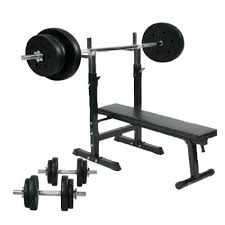 Marcy Bench Press Set Marcy Standard Bench With 100 Pound Weight Set Best 20 Bench Press