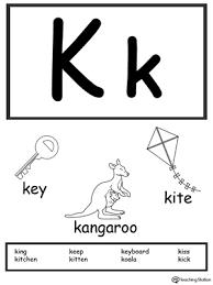 printable alphabet letter cards letter k printable alphabet flash cards for preschoolers