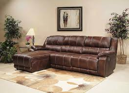 small brown sectional sofa small sectional sofa with recliner and chaise best home