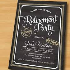 retirement invitations retirement invitations retirement party invitation by miprincess