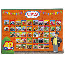 thomas u0026 friends engine shed story collection 40 book