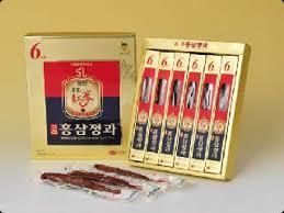Minuman Ginseng Korea korean honeyed ginseng batang ginseng merah madu jual senang
