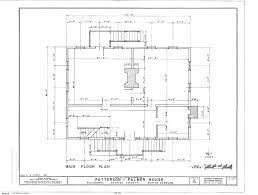 historic colonial house plans luxury colonial house plans historic plan new modern traditional