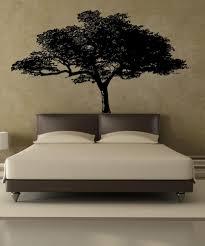 vinyl wall decal sticker african tree 1193