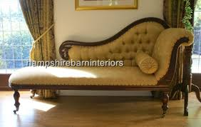 victorian chaise lounge sofa classical victorian style gold chaise longue with castors