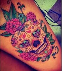 sugar skull meaning sugar skulls sugar skull tattoos and