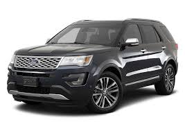 Ford Explorer 3 Rows - 2017 ford explorer los angeles galpin ford