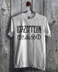 led zeppelin symbol logo black d1zl unisex tees for