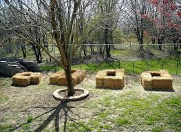 how to build a straw bale garden in 7 steps complete instructions