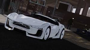 citroen supercar gta gaming archive