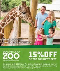 san antonio zoo lights coupon san antonio zoo discounts coupons information