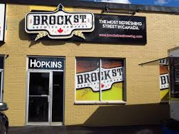the world of beer of the week two beers from brock st brewing