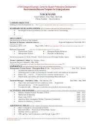 college student resume undergraduate student resume sle college student resume sle