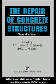 r t l allen repair of concrete structures book fi