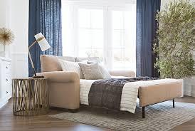 alexis mink full sofa sleeper living spaces