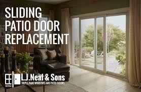 Replacement Patio Door How Sliding Patio Door Replacement Benefits You