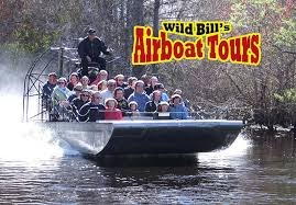 fan boat tours florida wild bill s airboat tours discover crystal river florida